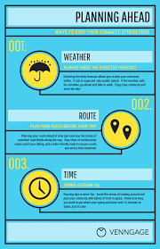 infographic maker venngage planning ahead infographic template