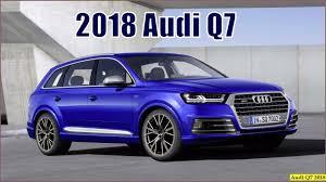 new audi q7 2018 interior exterior and reviews
