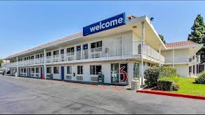 motel6 san jose south exterior image