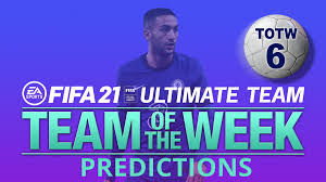 FIFA 21 TOTW 6 predictions featuring Cristiano Ronaldo and Hakim Ziyech -  Mirror Online