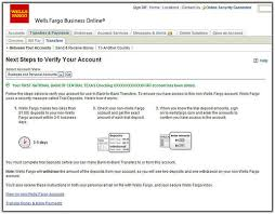 Direct Deposit Verification How To Load Your Prepaid Card From Wells Fargo