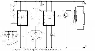 strobe light circuit using 555 ic engineering projects strobe light circuit using 555 ic
