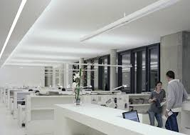 suspended office lighting. Talo System By Artemide Architectural · Suspended Office Lighting :