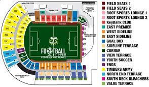 Providence Park Seating Chart Timbers Providence Park Stadium Portland Timbers Football Tripper