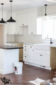 Fixer Upper Update Cabinet Hardware Kitchens Country Kitchen