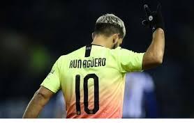 تفاصيل انتقال اغويرو إلى برشلونة. مانشستر سيتي يعلن رحيل هدافه التاريخي أغويرو