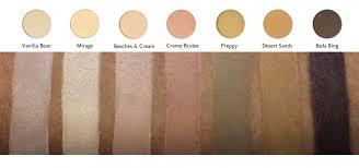 makeup geek eyeshadow pan preppy