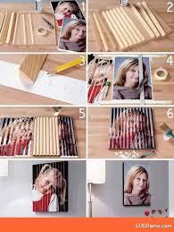 3d photo frame diy instructions