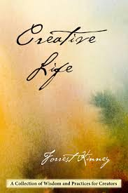 old books page forrest kinney 17 creative life cover page 001