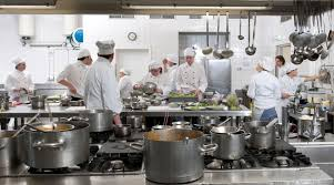 Restaurant kitchen Home Cooks In Kitchen Pidjoe Istock Gettyimagesplus Lede The Splendid Table Amy Thielen Finds Conflict And Comradery In Restaurant Kitchens