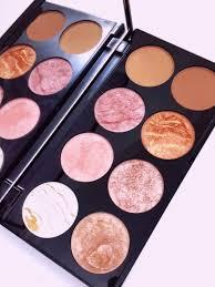 makeup revolution ultra blush palette golden sugar op