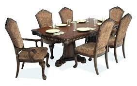 brown dining chairs. Black Dining Table Chairs Discount And Majestic 7 Piece Set Room Dark Brown White