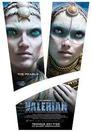 Valerian ve Bin Gezegen İmparatorluğu - Öteki Sinema