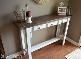 Pallet Entry Table New Ideas Entry Table Furniture With Furniture In The Raw Finished