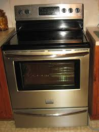 Flat Top Stove Prices Barbecue Master Frigidaire Terrible Awful No Good Dangerous
