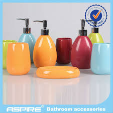 colorful bathroom accessories. Colorful-bathroom-accessories-14 Colorful Bathroom Accessories S