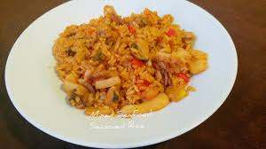 A Seafood Melody | Mixed Seafood Seasoned Rice| Calamari, Squid, Muscle,  Shrimp, Octopus and more - YouTube