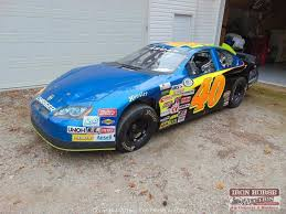 auction track iron horse auction auction complete modified racecars arca