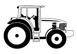 Kleurplaat Tractor Afb 29531 Images