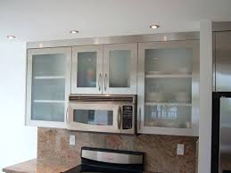 frosted glass for kitchen cabinets