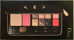 usually the design is these holiday makeup palettes by dior is stunning i found myself loving those a couple years in