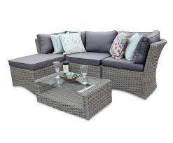 rattan garden sofa sets uk