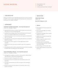 example of a perfect resumes great sample resume free resume writing resources and support