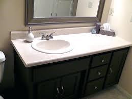 redo bathroom countertop cost to replace bathroom countertops