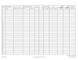 Blank Inventory List Label Template Per Sheet Fresh Office Supplies List Luxury