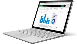 free office wallpaper pc. A Laptop Displaying Colorful Charts And Graphs In Excel Online. Free Office Wallpaper Pc L