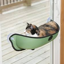 cat hammock diy luxury window mounted cat bed gives your kitty a view while they lounge