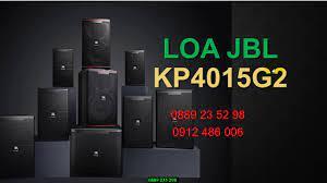 Loa karaoke JBL KP4015G2 chính hãng - YouTube
