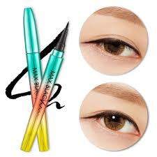 <b>Beauty Black Waterproof Eyeliner</b> Liquid Eye Liner Pen Pencil ...