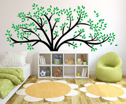 giant family tree wall sticker vinyl art home decals room decor branch baby wall decals diy on tree wall art decals vinyl sticker with giant family tree wall sticker vinyl art home decals room decor