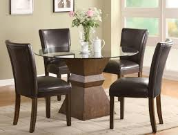 Round Glass Tables For Kitchen Round Glass Tables For Kitchen Glass Kitchen Table Round Glass