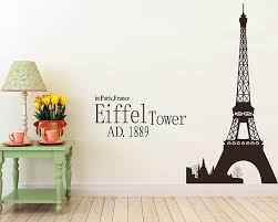 on removable wall art stickers australia with eiffel tower wall decals vinyl wall art stickers