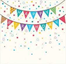 Blank Birthday Banner Birthday Banner Template Template Business