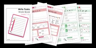 Phonics worksheets for k12 kids and parents. 70 Phonic Worksheets Simple To Advanced Phonics Aus Nz Uk Version The Literacy Collective