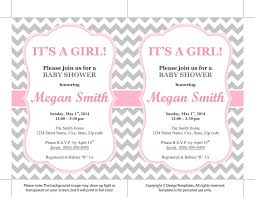 Free Microsoft Word Invitation Templates Simple Baby Shower Templates Word Samancinetonicco