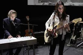 PJ Harvey - The Hollow of the Hand, Royal Festival Hall review: Polly Harvey  is far from hollow | London Evening Standard
