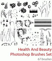 grunge photo brushes