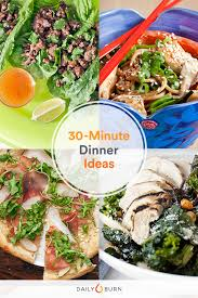 easy home cooked dinner ideas. 30-minute meals for quick, healthy dinner ideas easy home cooked c