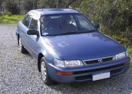 1996 Toyota Corolla - Information and photos - ZombieDrive