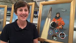 NASA astronaut Wendy Lawrence recounts space missions