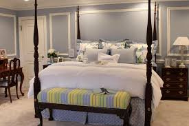 traditional blue bedroom ideas. Bedroom:Remarkable Traditional Master Bedroom Decor Ideas With Wooden Canopy Poster Plus Blue Wall Paint R