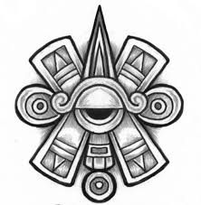 Aztec Tattoo Patterns Interesting 48 Collection Of Aztec Tattoo Drawing High Quality Free Cliparts