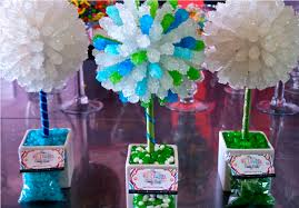 candy centerpiece ideas sweet 16