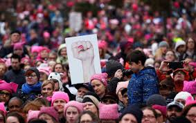 Pussy Power Fights Back The Nation