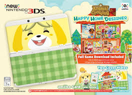 3ds Xl Happy Home Designer Bundle Amazon Com Nintendo Animal Crossing Happy Home Designer