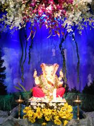 ganpati decoration ideas devendra blog